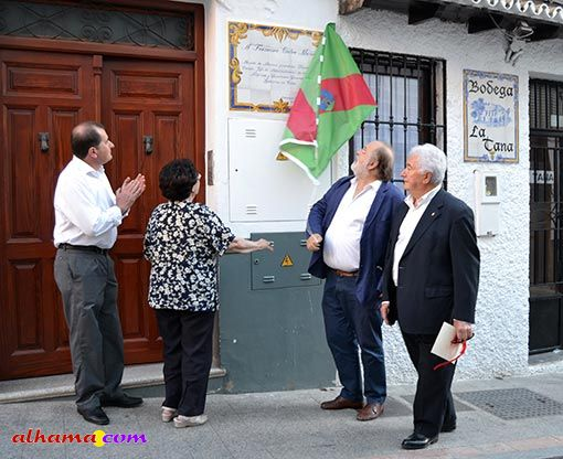 El Patronato de Estudios Alhameños reivindica la figura de Francisco Calvo Muñoz