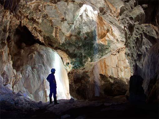 La cueva de Zafarraya durante la prehistoria reciente