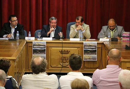 """Presentado el libro """"Pregones"""", de Andrés García Maldonado"""