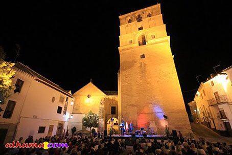 """La velada """"Alhama, ciudad de los romances"""", Patrimonio Inmaterial de Andalucía"""